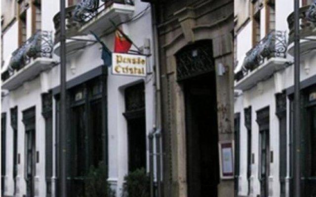 Отель Guest House Porto Clerigus Португалия, Порту - отзывы, цены и фото номеров - забронировать отель Guest House Porto Clerigus онлайн вид на фасад