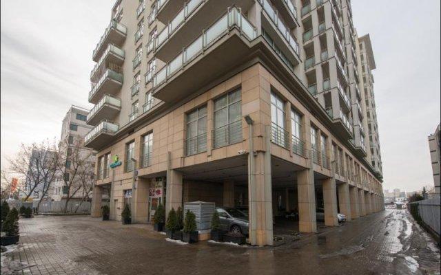 Отель P&O Stegny 2 Варшава вид на фасад