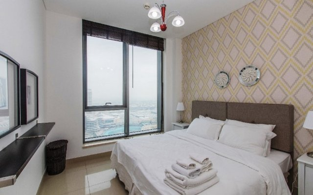29 Boulevard Tower 1 - BURJKHALIFA AND FOUNTAN VIEW 2