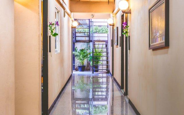 Отель Sodsai Garden Бангкок вид на фасад