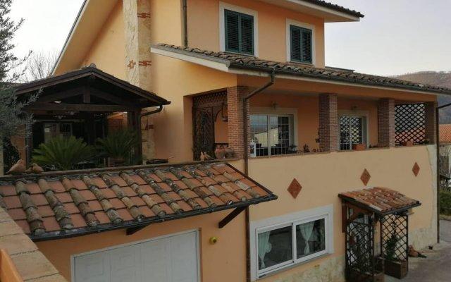 Отель Da Artù Италия, Читтадукале - отзывы, цены и фото номеров - забронировать отель Da Artù онлайн вид на фасад