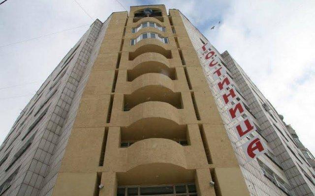 Гостиница Гвардейская вид на фасад