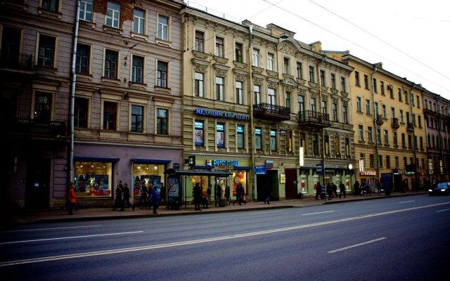 Гостиница Гостевой дом Roma в Санкт-Петербурге - забронировать гостиницу Гостевой дом Roma, цены и фото номеров Санкт-Петербург вид на фасад