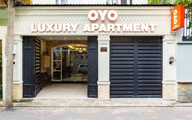 Апартаменты ND Luxury Apartment вид на фасад