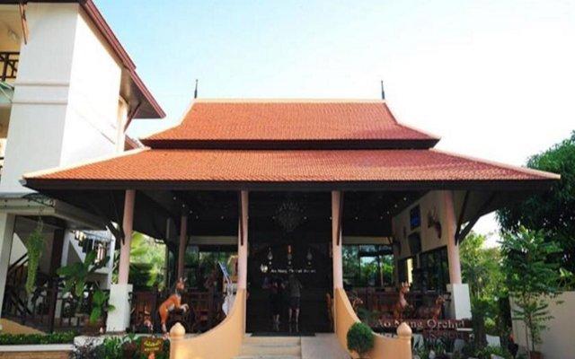 Отель Aonang Princeville Villa Resort and Spa вид на фасад