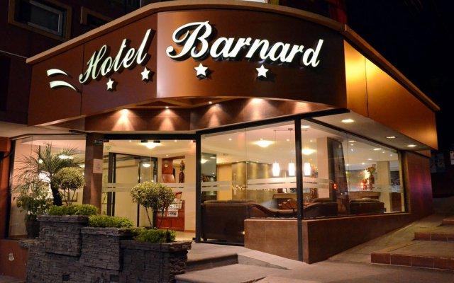 Barnard Hotel вид на фасад