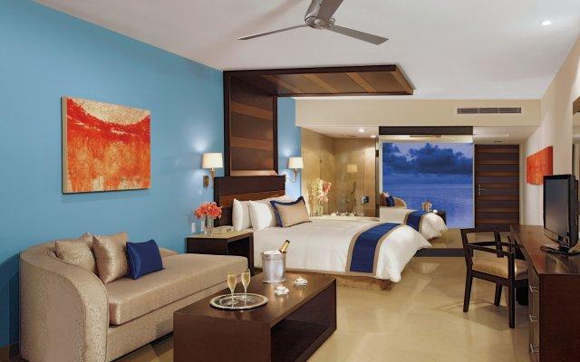 Отель Secrets Huatulco Resort & Spa комната для гостей