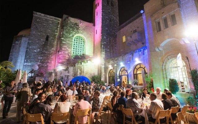 St Andrews Guest House Израиль, Иерусалим - отзывы, цены и фото номеров - забронировать отель St Andrews Guest House онлайн вид на фасад