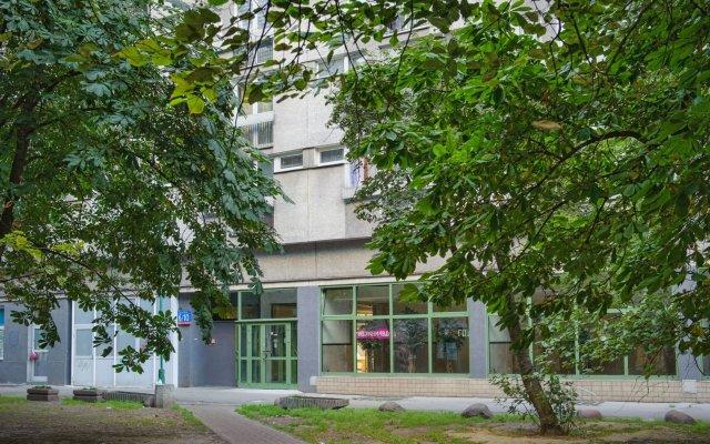 Отель Apartament Dream Loft Grzybowska Польша, Варшава - отзывы, цены и фото номеров - забронировать отель Apartament Dream Loft Grzybowska онлайн вид на фасад
