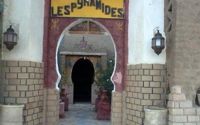 Les Pyramides Hotel