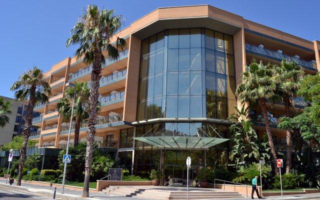 Отель California Palace Испания, Салоу - отзывы, цены и фото номеров - забронировать отель California Palace онлайн вид на фасад