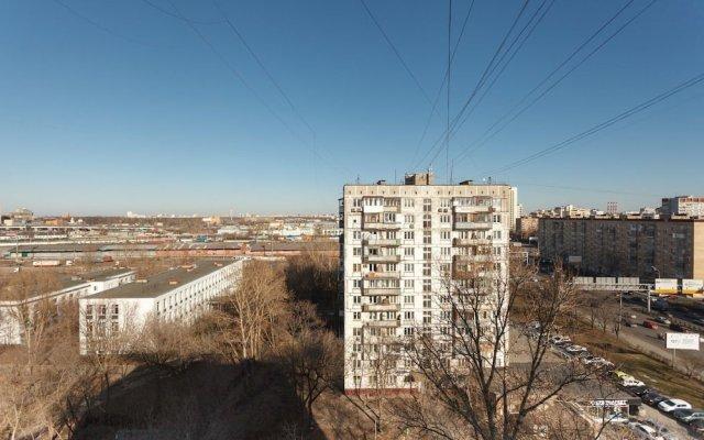 Гостиница BestFlat24 Rizhskaya в Москве отзывы, цены и фото номеров - забронировать гостиницу BestFlat24 Rizhskaya онлайн Москва вид на фасад