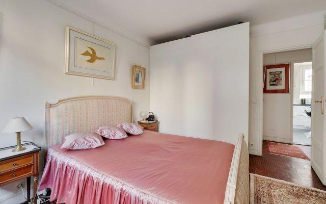 Отель Appartement Paris centre Canal St Martin комната для гостей