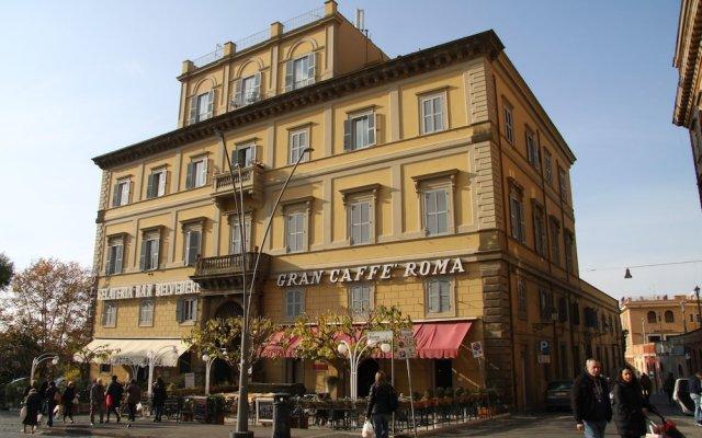 Отель Bellavista вид на фасад