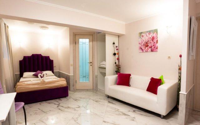 Мини-Отель 4 Комнаты Москва комната для гостей