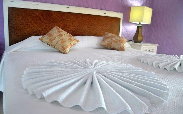 Отель Cielito Holbox комната для гостей