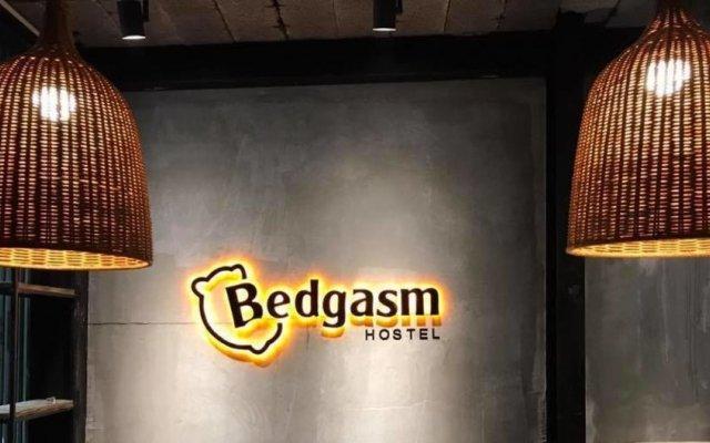Bedgasm Hostel вид на фасад