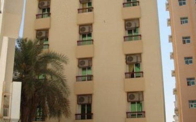 Sophin Hotel вид на фасад