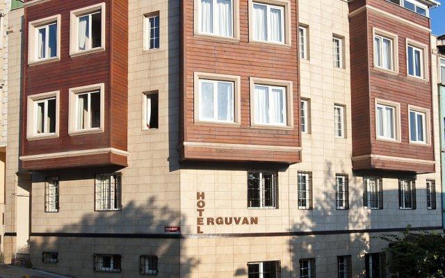 Erguvan Hotel - Special Class вид на фасад