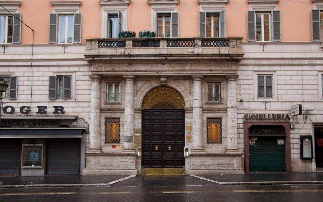 Отель Magnifico Rome Италия, Рим - 1 отзыв об отеле, цены и фото номеров - забронировать отель Magnifico Rome онлайн вид на фасад