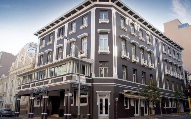 Отель The Grand Daddy Южная Африка, Кейптаун - отзывы, цены и фото номеров - забронировать отель The Grand Daddy онлайн вид на фасад