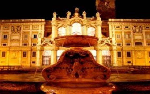 Отель Buone Vacanze Италия, Рим - 1 отзыв об отеле, цены и фото номеров - забронировать отель Buone Vacanze онлайн вид на фасад