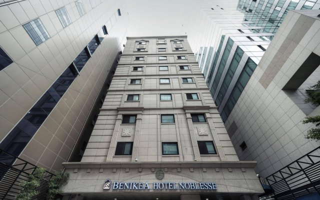 Benikea Hotel Noblesse вид на фасад