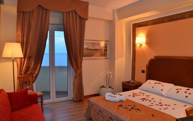 Отель Grand Hotel Montesilvano Италия, Монтезильвано - отзывы, цены и фото номеров - забронировать отель Grand Hotel Montesilvano онлайн комната для гостей