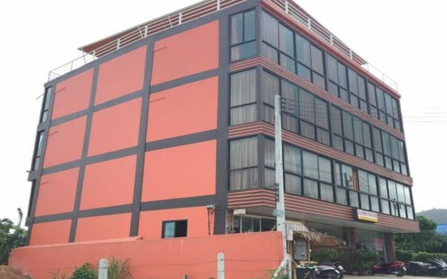 Отель Bayshore Mansion вид на фасад