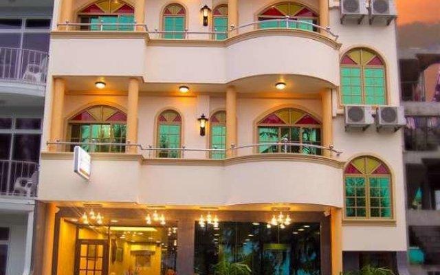 Отель Loona Hotel Мальдивы, Северный атолл Мале - отзывы, цены и фото номеров - забронировать отель Loona Hotel онлайн вид на фасад