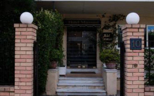 Отель Maroussi Греция, Маруси - отзывы, цены и фото номеров - забронировать отель Maroussi онлайн вид на фасад