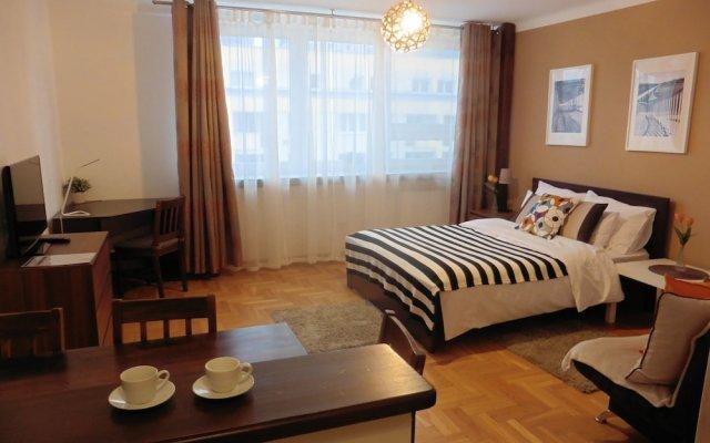 Апартаменты Warsawrent Apartments Centralna комната для гостей