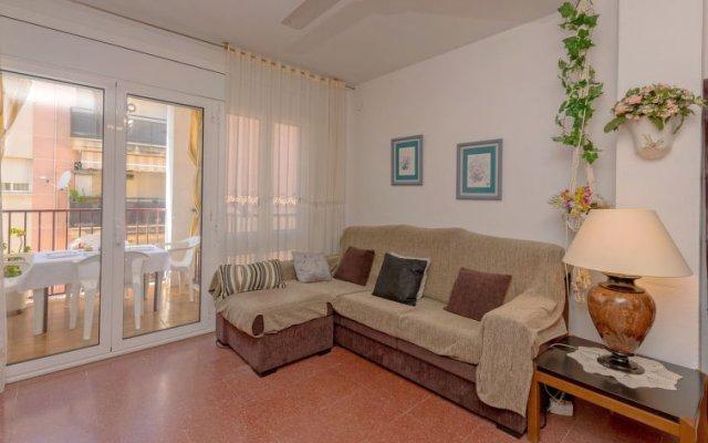 Отель Edificioo Garcomar I Испания, Калафель - отзывы, цены и фото номеров - забронировать отель Edificioo Garcomar I онлайн комната для гостей