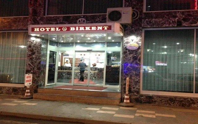 Birkent Турция, Диярбакыр - отзывы, цены и фото номеров - забронировать отель Birkent онлайн вид на фасад