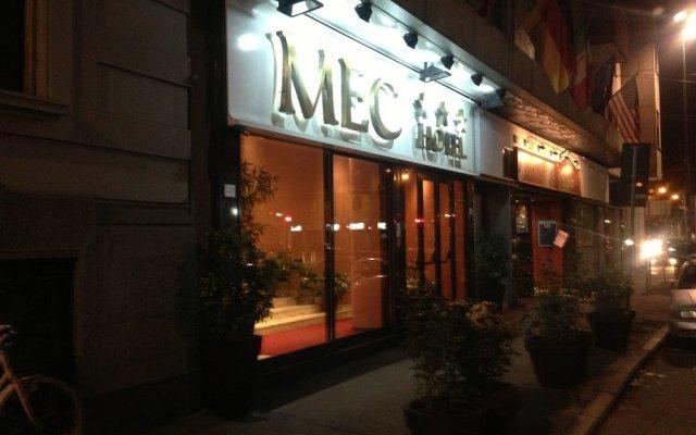 Hotel Mec вид на фасад