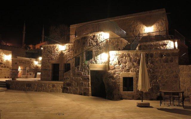 Cappadocia Antique Gelveri Cave Hotel Турция, Гюзельюрт - отзывы, цены и фото номеров - забронировать отель Cappadocia Antique Gelveri Cave Hotel онлайн вид на фасад