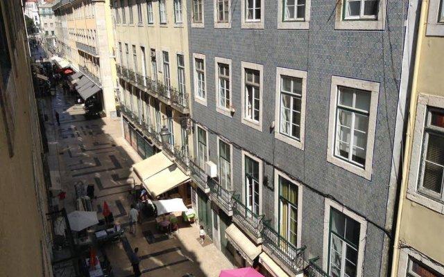 Отель Lisbon Happy Hostel by Sweethome Hospedagem Португалия, Лиссабон - отзывы, цены и фото номеров - забронировать отель Lisbon Happy Hostel by Sweethome Hospedagem онлайн вид на фасад