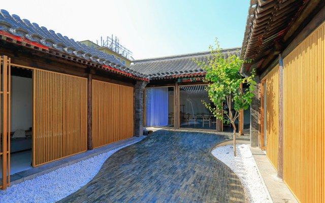 Twisting Courtyard Hutel Qianmen