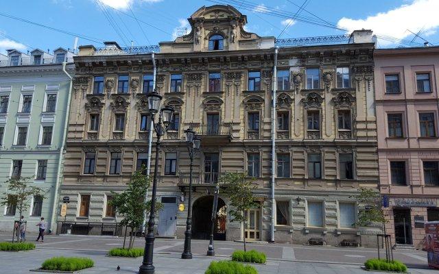 Yaromir Hostel вид на фасад