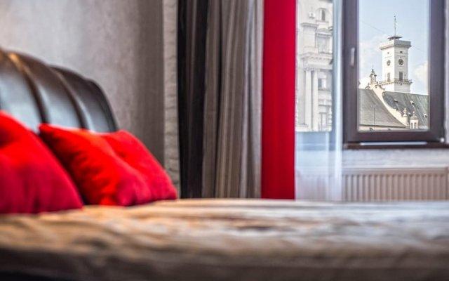 Апартаменты Apartment Mitskevicha 5a комната для гостей