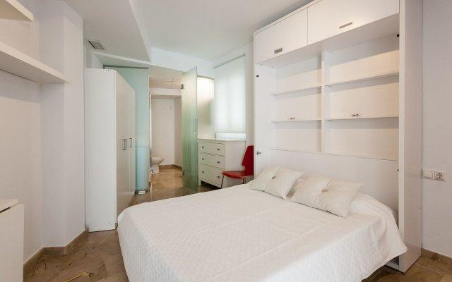 Апартаменты Kirei Apartment Na Jordana комната для гостей
