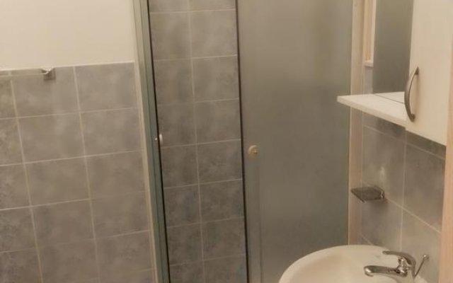 Hotel Megan Генуя ванная