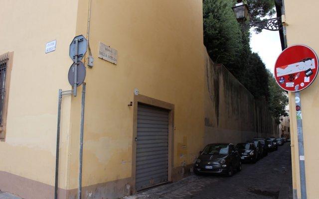 Апартаменты Art Apartment Borgo Stella Флоренция парковка