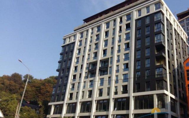 Гостиница Талисман вид на фасад