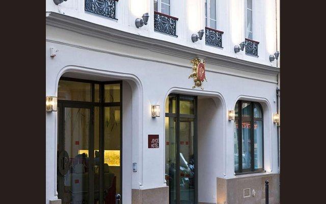 Отель Joyce - Astotel Париж вид на фасад