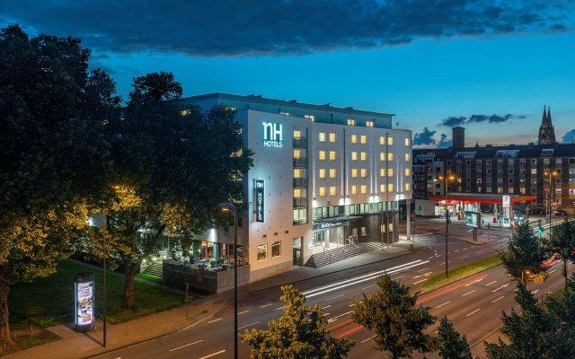 Отель NH Köln Altstadt Германия, Кёльн - 1 отзыв об отеле, цены и фото номеров - забронировать отель NH Köln Altstadt онлайн вид на фасад