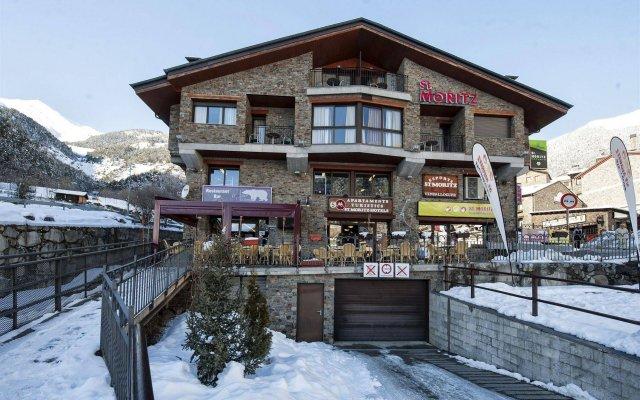 Apartaments Sant Moritz 0
