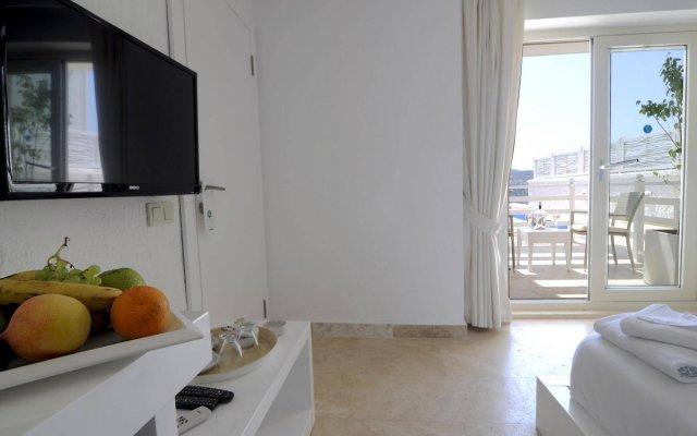 Mini Saray Hotel комната для гостей