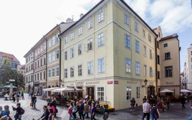 Отель Lippert Чехия, Прага - 9 отзывов об отеле, цены и фото номеров - забронировать отель Lippert онлайн вид на фасад