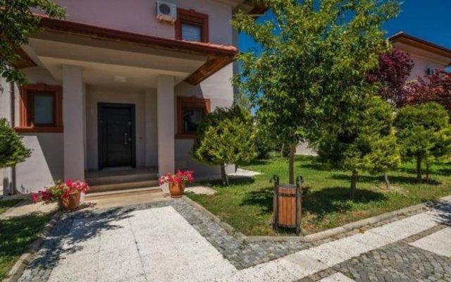 Vista Villas Турция, Белек - отзывы, цены и фото номеров - забронировать отель Vista Villas онлайн вид на фасад